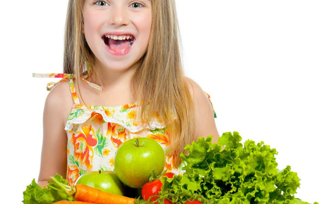How to Get Your Children to Be Healthy