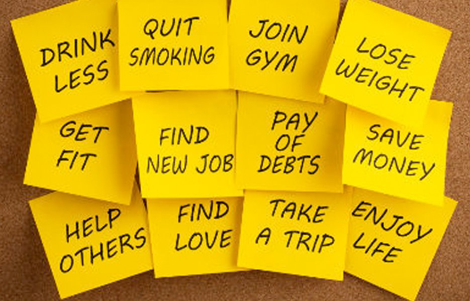 Choose Healthy Resolutions in 2017