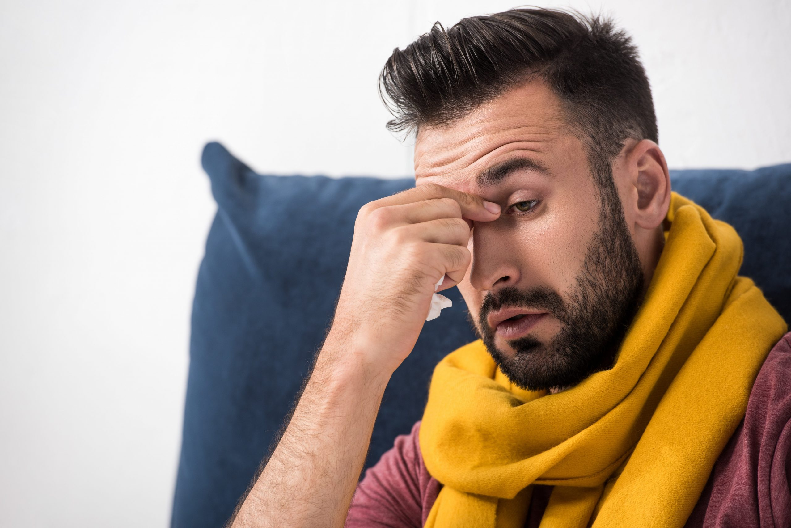 How Do You Clear Up Nasal Congestion?