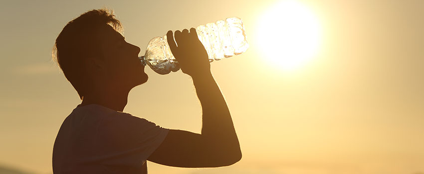 How Can I Prevent Heat Exhaustion During Hot Summer Months?