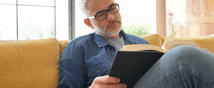 Why Should I Read a Book?